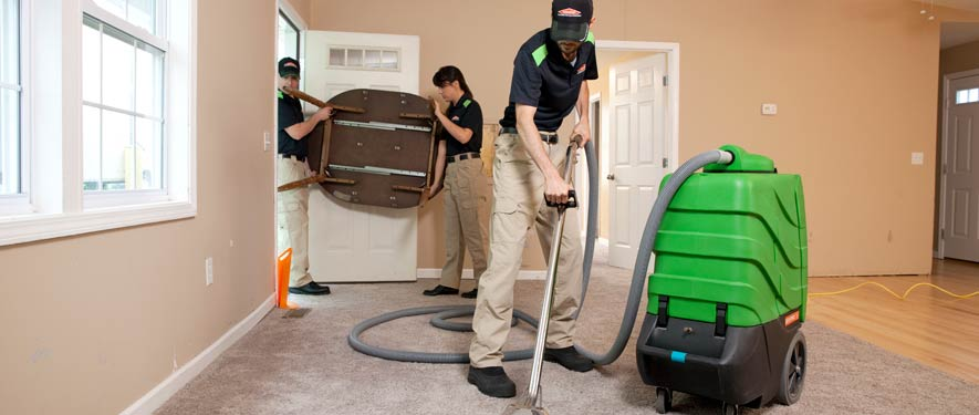 Alexandria, VA residential restoration cleaning